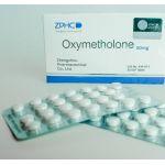 Оксиметолон ZPHC  50 таблеток (1таб 50 мг)