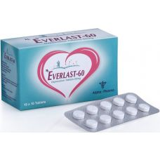 Дапоксетин Everlast 60 Alpha Pharma 10 таблеток (1таб/ 60мг)