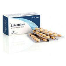 Letromina (Летрозол) Alpha Pharma 30 таблеток (1таб 2.5 мг)