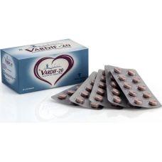 Варденафил Vardif Alpha Pharma 10 таблеток (1 таб/20 мг)
