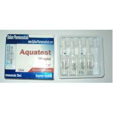Aquatest (Суспензия Тестостерона) Balkan 10 ампул по 1мл (1амп 100 мг)