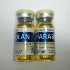 Параболан Balkan флакон 10 мл (1мл/100 мг)
