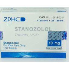 Станозолол ZPHC (Stanozolol) 100 таблеток (1таб 10 мг)