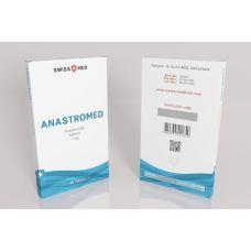 Анастрозол Swiss Med Anastromed 100 таблеток  (1 таб 1 мг)