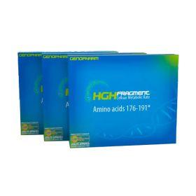Жиросжигающий пептид HGH 176-191 GenoPharm (5 мг)