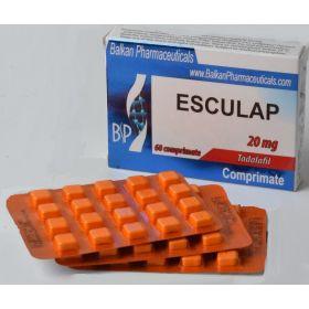 Сиалис Balkan Esculap 60 таблеток (1таб 20 мг)