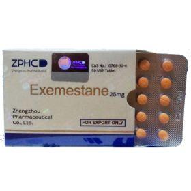 Экземестан ZPHC 50 таблеток (1таб 25 мг)