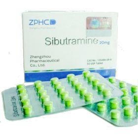 Сибутрамин ZPHC 50 таблеток (1таб 20 мг)