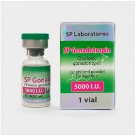 Гонадотропин Sp Laboratories (1 флакон 5000 ед)
