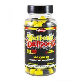 Жиросжигатель Yellow Demons 100 капсул (EPH 150)