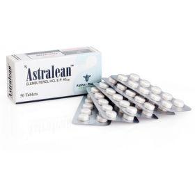 Кленбутерол Alpha Pharma 50 таблеток (1таб 40 мкг)