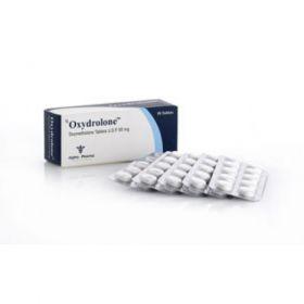 Оксиметолон Alpha Pharma (Oxydrolone) 50 таблеток (1таб 50 мг)