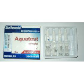 Суспензия Тестостерона Balkan (Aquatest) 10 ампул по 1мл (1амп 100 мг)