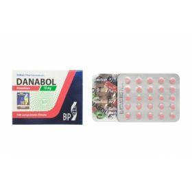 Данабол Balkan (Danabol) 100 таблеток (1таб 10 мг)