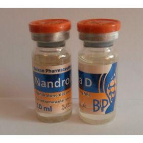 Нандролон деканоат Balkan флакон 10 мл (200 мг/1 мл)