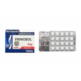 Примоболан Balkan Pharmaceuticals Primobolan 50 мг (20 таблеток)