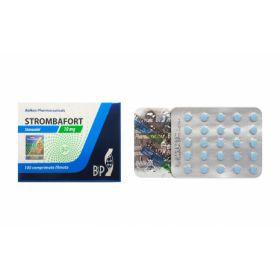 Станозолол Balkan (Strombafort) 100 таблеток (1таб 10 мг)