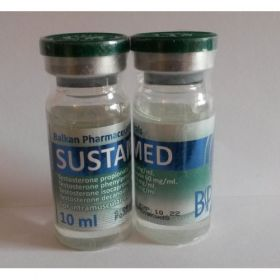 Сустанон Balkan флакон 10 мл (250 мг/1 мл)