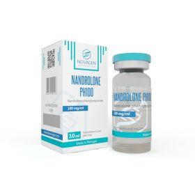 Нандролон фенилпропионат Novagen Nandrolone PH100 флакон 10 мл (1мл 100мг)
