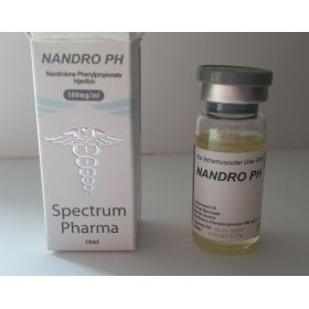Нандролон фенилпропионат Spectrum Pharma флакон 10 мл (100 мг/1 мл)