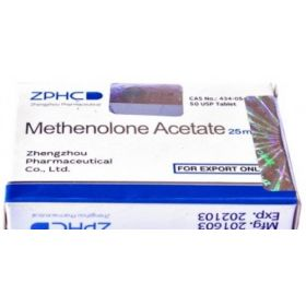 Примоболан ZPHC Methenolone Acetate 25 мг (50 таблеток)