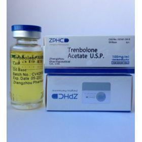 Тренболон Ацетат ZPHC флакон 10 мл (1мл/100 мг)