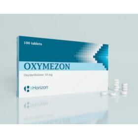 Оксиметолон Oxymezon Horizon 100 таблеток (1таб 50 мг)
