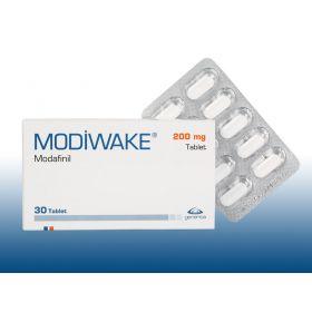 Модафинил Modiwake Generica 10 таблеток (1 таб/ 200 мг)